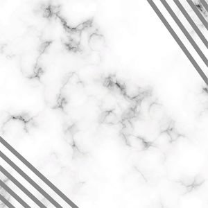Elegant Grey Cross Lines On Marble