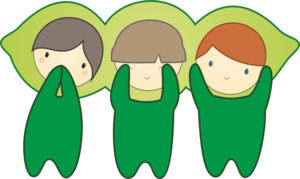 The Three Wise Peas