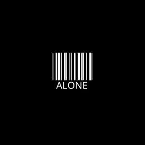 Alone Barcode