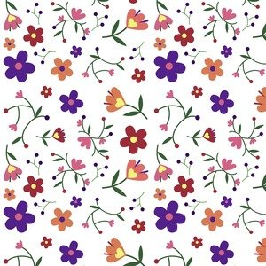 Flower Cute Pattern