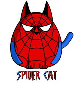 Spider Man The Cat