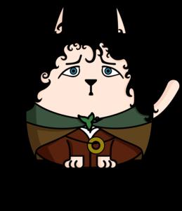 Frodo The Cat