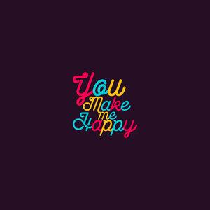 You Make Me Happy Typo