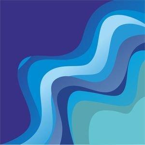 3D Blue Shades