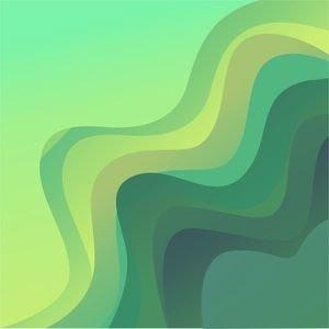 3D Green Shades