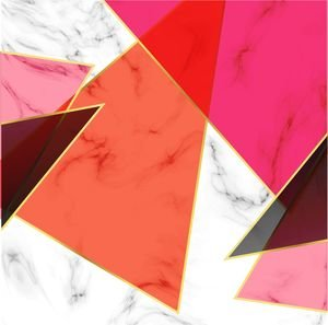 Pink Abstract Marble