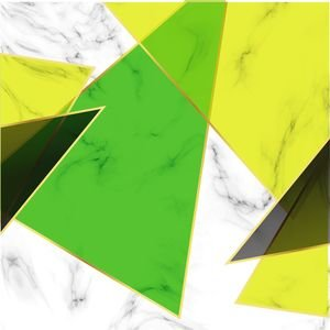 Green Abstract Marble