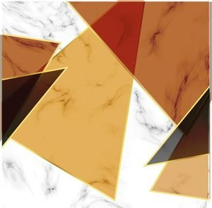 Brown Abstract Marble