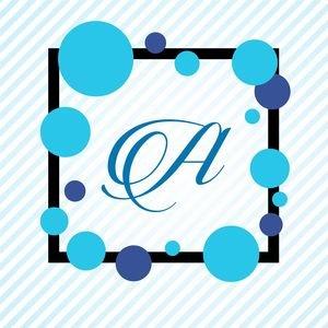 Memphis Alphabet A