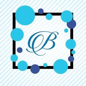 Memphis Alphabet B