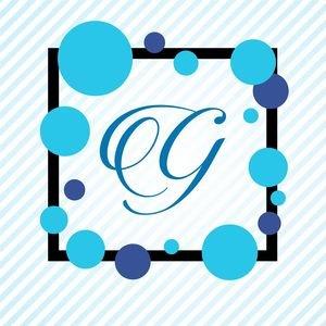 Memphis Alphabet G