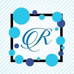 Memphis Alphabet R