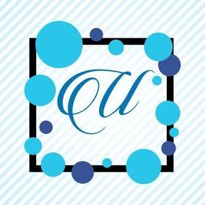 Memphis Alphabet U
