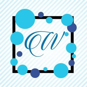 Memphis Alphabet W