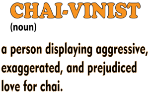 Chai Vinist On Blue