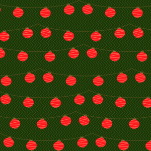 Red Lights Pattern
