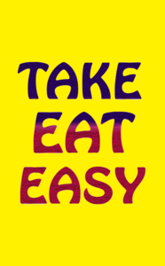 Take Eat Easy On Yellow