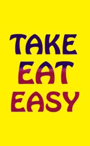 Take Eat Easy On Yellow