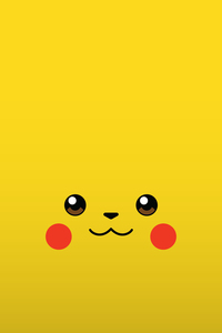 Pokemon Pikachu On Yellow