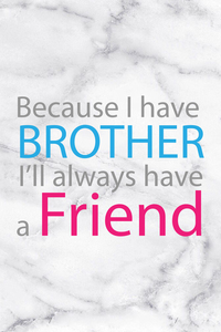 Rakhi Special Brother Is Always A Friend