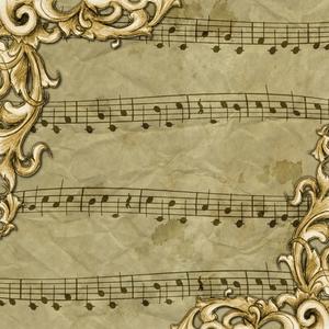 Music Clef Sheet