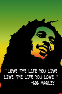 Bob Marley Motivational Quote