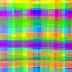 Psychedelic Fabric Texture Pattern