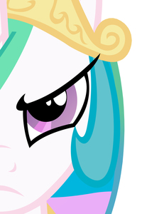 Multicolor Princess