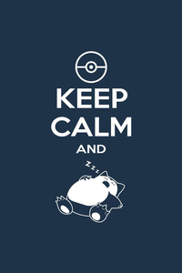 Keep Calm Pokemon