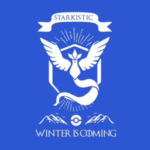 Pokemon Go Team Mystic Winter Is Coming