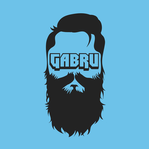 Gabru On Blue