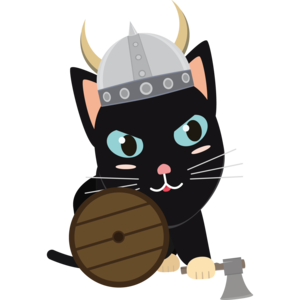 Viking Cat