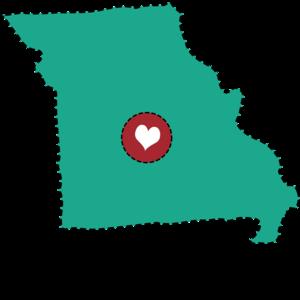 Missouri State Heart