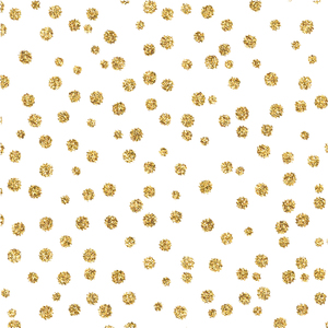 Gold Foil Confetti 4