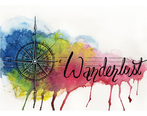 Wanderlust Watercolors