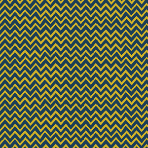 Yellow Blue Abstract Pattern