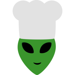 Alien Cook With Hat
