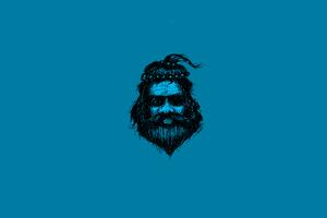 Swagdhu On Blue