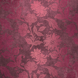 Pink Luxury Damask 3