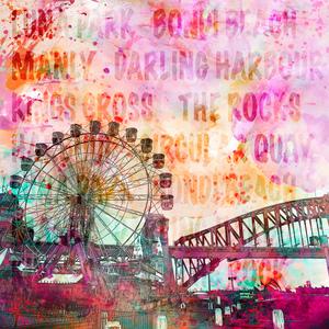 Sydney Australia Luna Park
