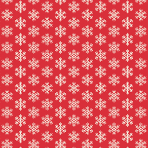 Fun Joy Christmas December Snowflakes