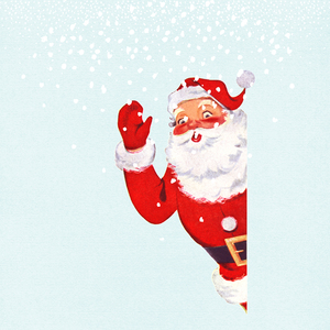 Merry Christmas Santa Xmas December