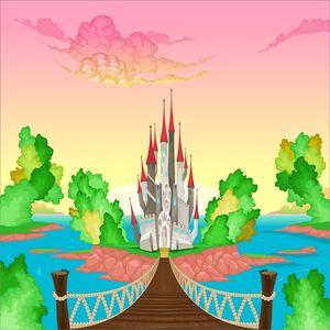 Colorful Castle