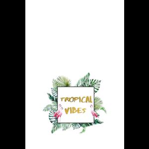 Tropical Vibes Aloha
