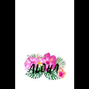 Aloha Tropical Flowers