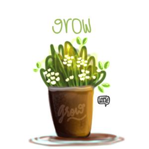 Grow Cute Plant