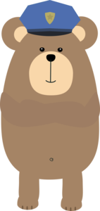 Brown Bear Police