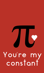 Pi You're My Constant