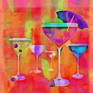 Exotic Drinks Art