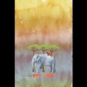 Wild Elephant Animal